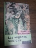 Portada de LAS VIRGENES SUICIDAS
