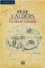 Portada de LA CIUTAT CANSADA (EBOOK)