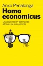Portada de HOMO ECONOMICUS