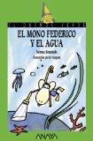 Portada de EL MONO FEDERICO Y EL AGUA