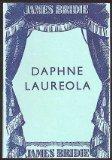 Portada de DAPHNE LAUREOLA, A PLAY IN FOUR ACTS