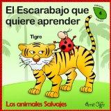 Portada de DICCIONARIO PARA NIÑOS: ANIMALES SALVAJES (ESPAÑOL PARA LOS NIÑOS)