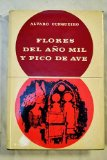 Portada de FLORES DEL AÑO MIL Y PICO DE AVE