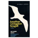 Portada de JONATHAN LIVINGSTON SEAGULL