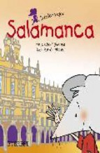 Portada de SALAMANCA: EL RATON VIAJERO