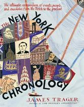 Portada de THE NEW YORK CHRONOLOGY