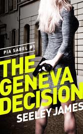 Portada de THE GENEVA DECISION: PIA SABEL #1