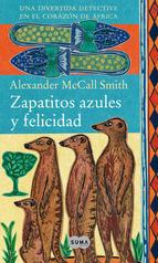 Portada de ZAPATITOS AZULES Y FELICIDAD (EBOOK)