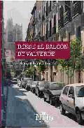 Portada de DESDE EL BALCON DE VALVERDE