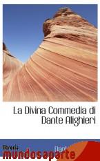 Portada de LA DIVINA COMMEDIA DI DANTE ALIGHIERI