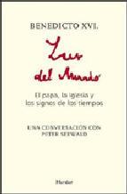 Portada de LUZ DEL MUNDO (EBOOK)