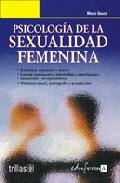 Portada de PSICOLOGIA DE LA SEXUALIDAD FEMENINA