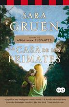 Portada de LA CASA DE LOS PRIMATES (EBOOK)