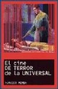 Portada de EL CINE DE TERROR DE LA UNIVERSAL