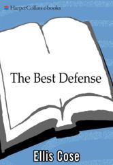 Portada de THE BEST DEFENSE