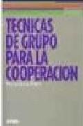 Portada de TECNICAS DE GRUPO PARA LA COOPERACION