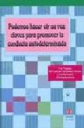 Portada de PODEMOS HACER OIR SU VOZ: CLAVES PARA PROMOVER LA CONDUCTA AUTODETERMINADA