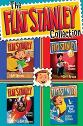 Portada de THE FLAT STANLEY COLLECTION (FOUR COMPLETE BOOKS)