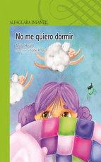 Portada de NO ME QUIERO DORMIR (EBOOK)