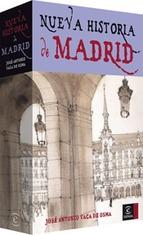 Portada de NUEVA HISTORIA DE MADRID