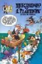 Portada de MORTADELO Y FILEMON: RUTA DEL YERBAJO (OLE Nº 78)(6ª ED.)