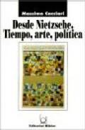 Portada de DESDE NIETZSCHE: TIEMPO, ARTE, POLITICA