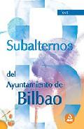 Portada de TEST DE SUBALTERNOS DEL AYUNTAMIENTO DE BILBAO
