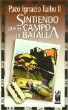 Portada de SINTIENDO QUE EL CAMPO DE BATALLA