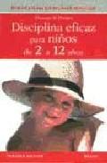 Portada de DISCIPLINA EFICAZ PARA NIÑOS DE 2 A 12 AÑOS