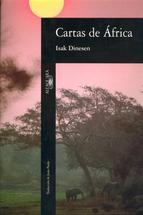Portada de CARTAS DE ÁFRICA (EBOOK)