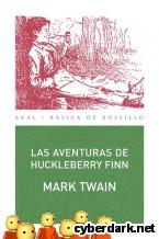 Portada de LAS AVENTURAS DE HUCKLEBERRY FINN - EBOOK