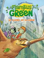 Portada de FLAMBUS GREEN. UN FOLLET A LA CIUTAT (EBOOK)