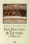 Portada de FRAY HERNANDO DE TALAVERA Y GRANADA