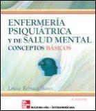 Portada de ENFERMERIA PSIQUIATRICA Y DE SALUD MENTAL: CONCEPTOS BASICOS