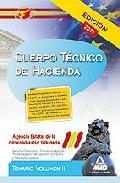 Portada de CUERPO TECNICO DE HACIENDA.AGENCIA ESTATAL DE ADMINISTRACION TRIBUTARIA TEMARIO VOLUMEN II. DERECHO FINANCIERO Y TRIBUTARIO ESPAÑOL