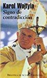 Portada de SIGNO DE CONTRADICCION: MEDITACIONES