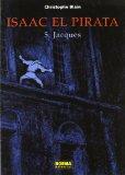 Portada de ISAAC EL PIRATA 5: JACQUES