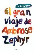 Portada de EL GRAN VIAJE DE AMBROSE ZEPHYR