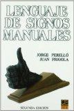Portada de LENGUAJE DE SIGNOS MANUALES