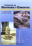 Portada de PROBLEMAS DE GEOTECNIA Y CIMIENTOS