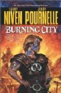 Portada de THE BURNING CITY