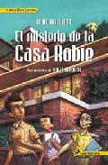 Portada de EL MISTERIO DE LA CASA ROBIE