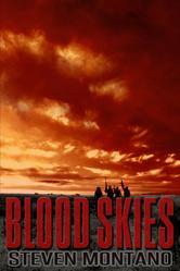 Portada de BLOOD SKIES: VOLUME 1