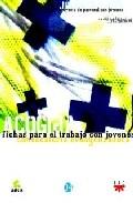 Portada de ACOGIDA: FICHAS PARA EL TRABAJO CON JOVENES