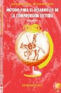 Portada de METODO PARA EL DESARROLLO DE LA COMPRENSION LECTORA VOL. 6