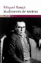 Portada de RUDIMENTS DE SAVIESA (EBOOK)