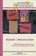 Portada de SALUD-EDUCACION