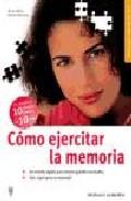 Portada de COMO EJERCITAR LA MEMORIA