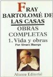 Portada de VIDA Y OBRAS (OBRAS COMPLETAS DE BARTOLOME DE LAS CASAS)