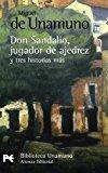 Portada de DON SANDALIO, JUGADOR DE AJEDREZ Y TRES HISTORIAS MAS